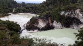Welcome to the rumbling belly of the shaky isles: Taupo and Rotorua Part Two