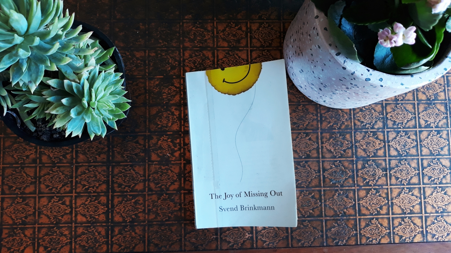 The Joy of Missing Out by Svend Brinkmann