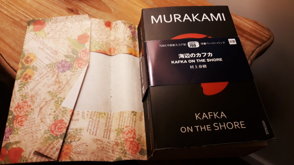 Book Review – Kafka on the Shore by Haruki Murakami