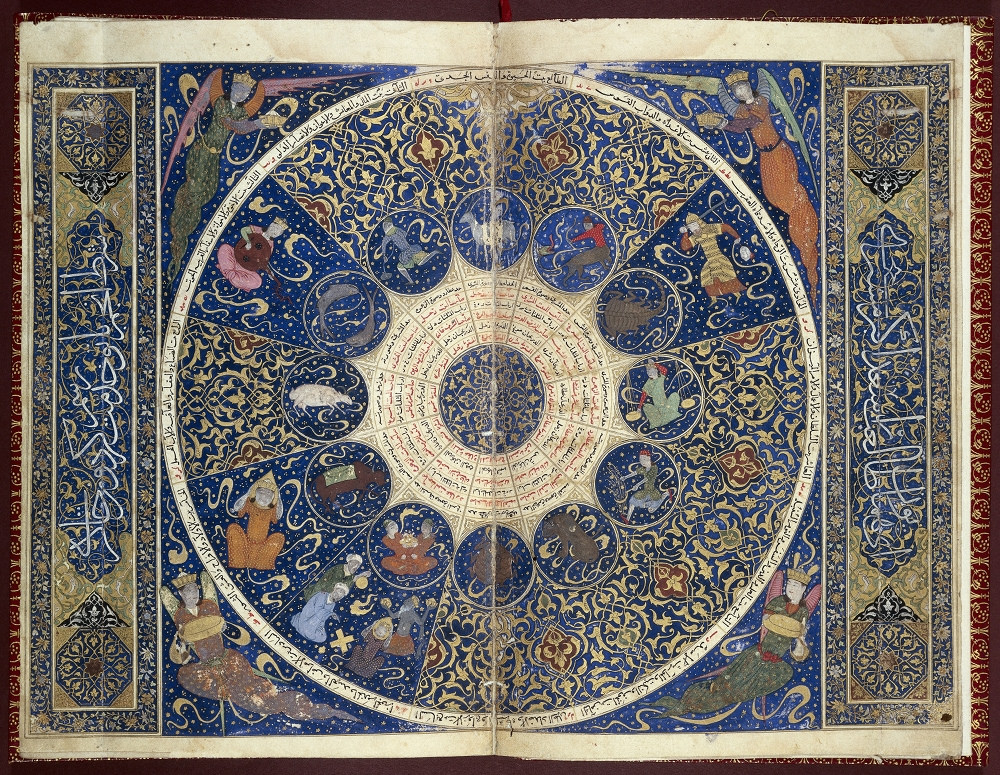 Every Picture Tells A Story: The Horoscope of Prince Iskandar (1411)