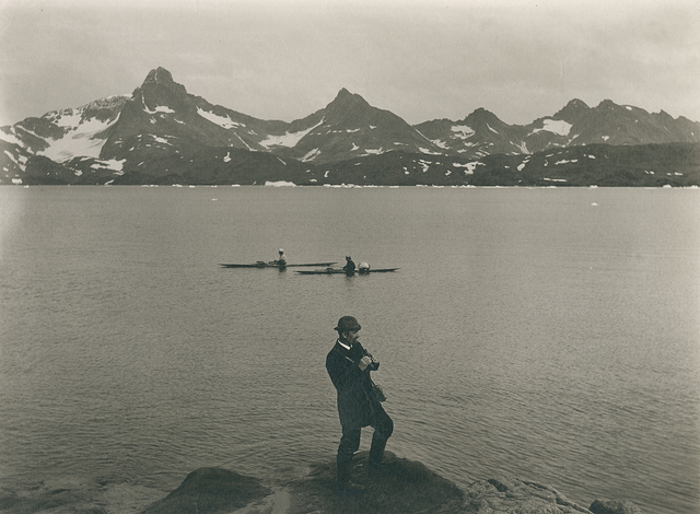 Every Picture Tells A Story: A 19th Century Selfie in Greenland