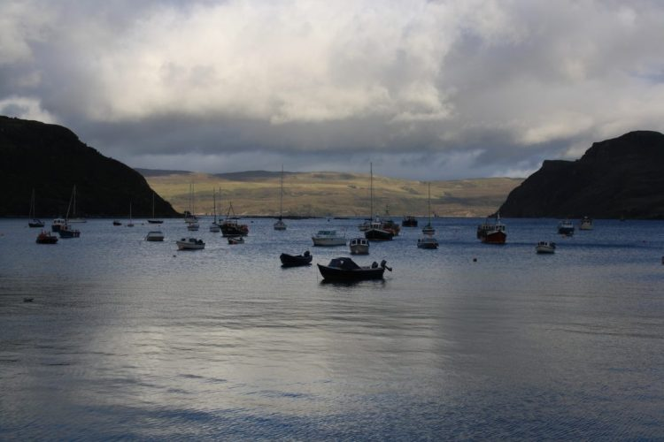 Every Picture Tells A Story: The Gloaming on the Isle of Skye