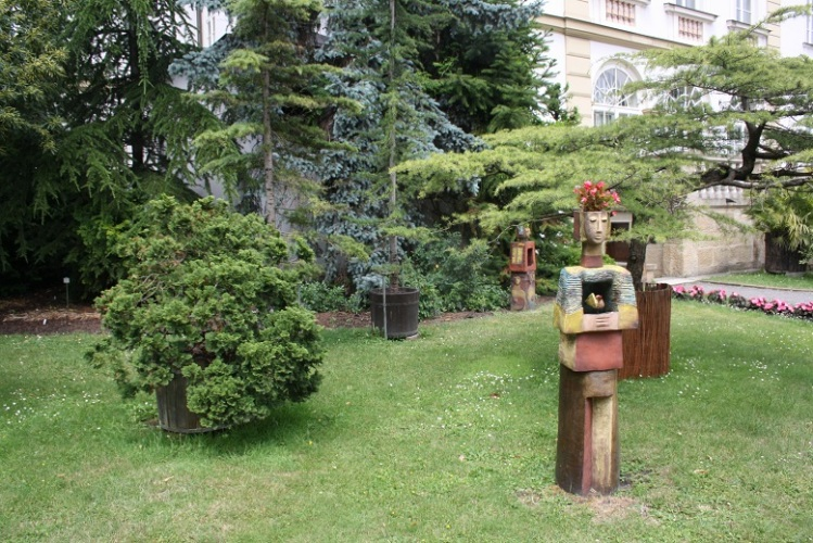 The Enchanted Ogrod of Kraków