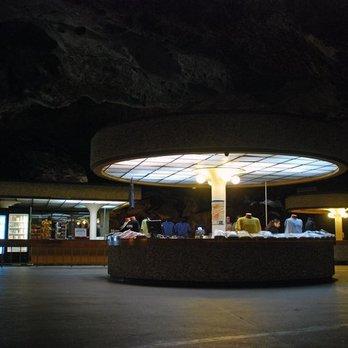 The Post-Apocalyptic Underground Lunchroom