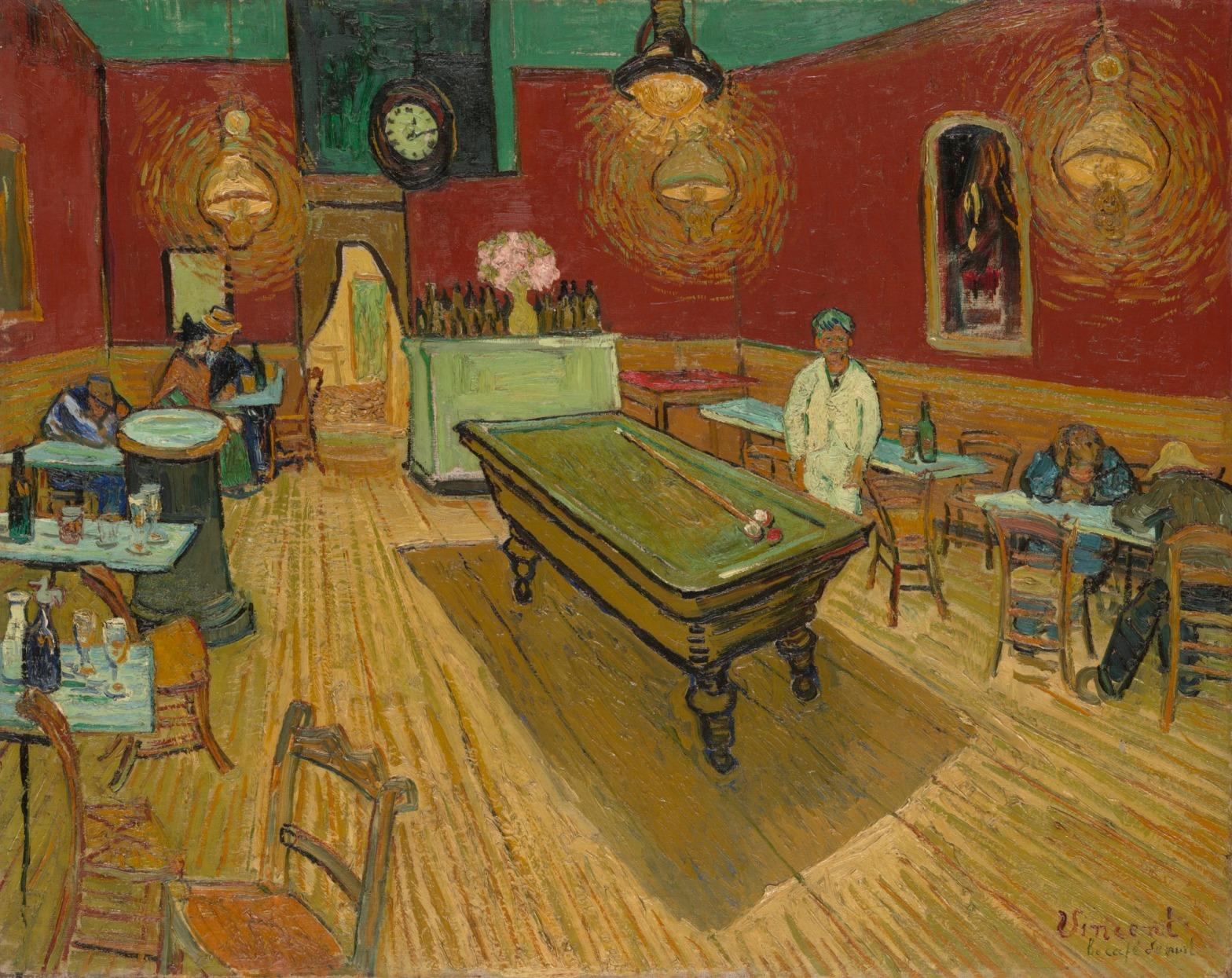 Vincent Van Gogh In 3D Occulus Rift