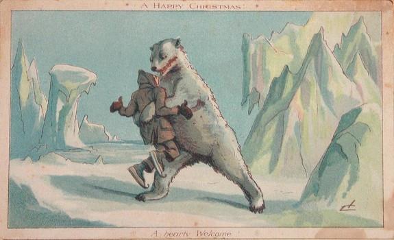 Yuleshard. n. a person ill-prepared for Christmas #OldWeirdScotland
