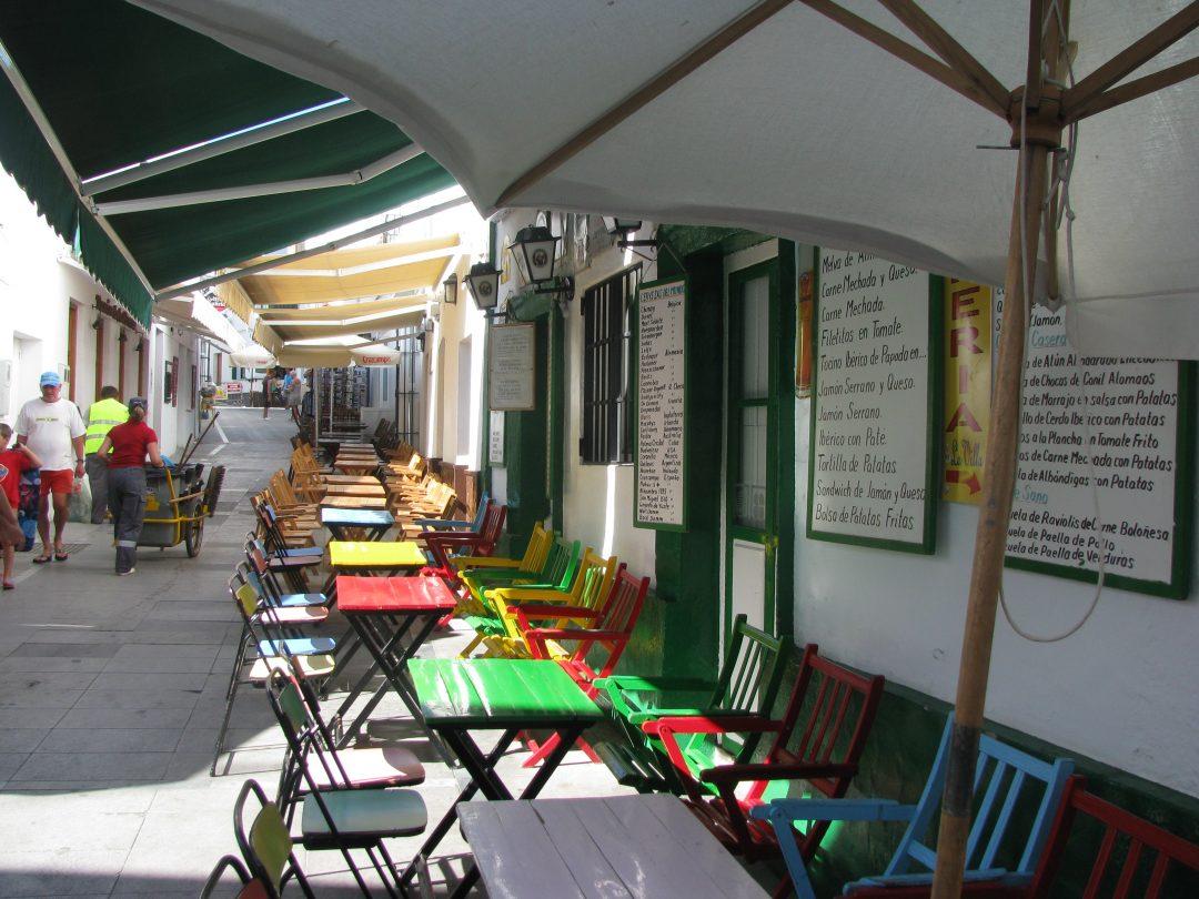 Every Picture Tells a Story: Conil De La Frontera, Andalucia