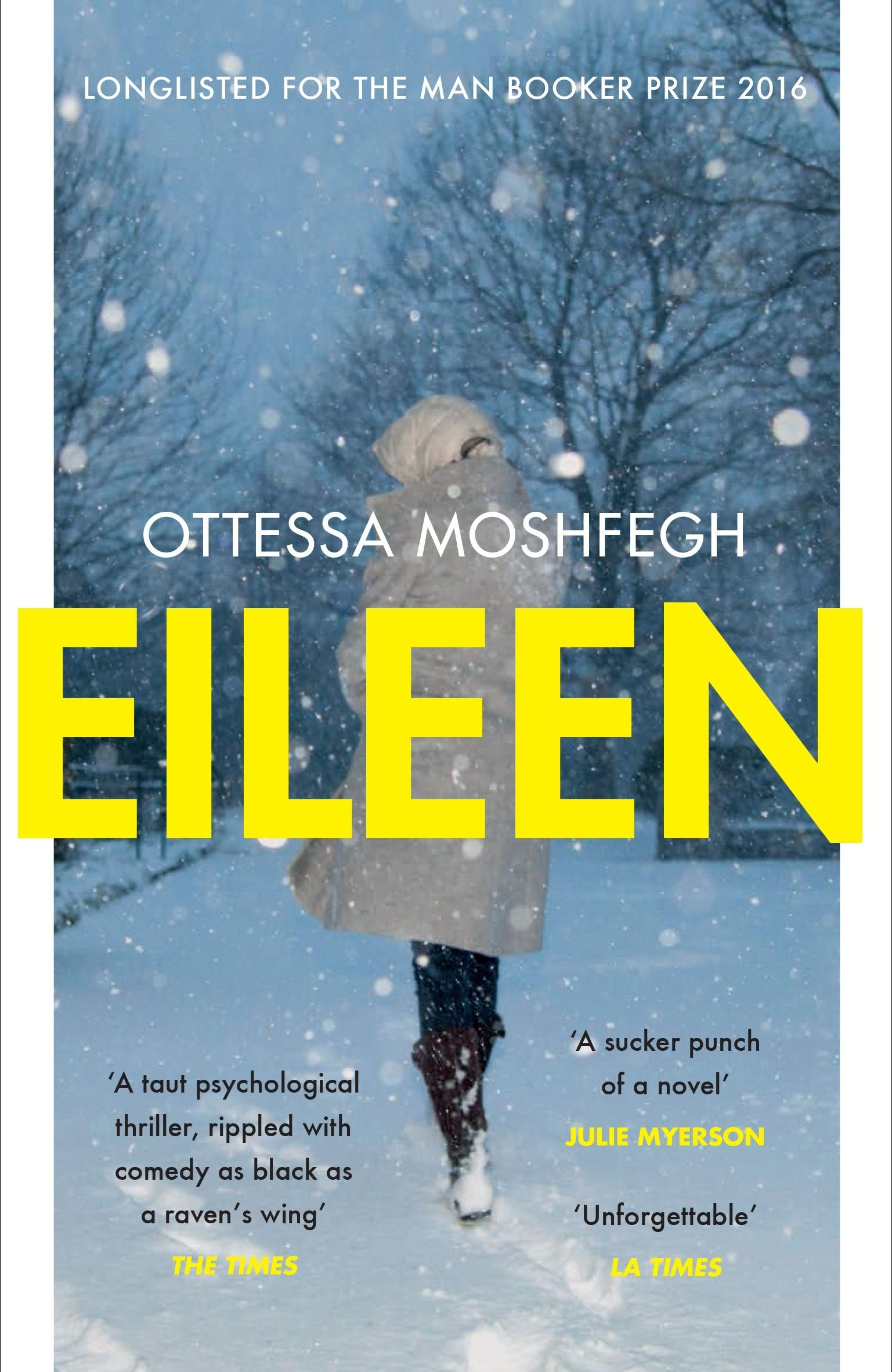 Book Review: Eileen by Otessa Moshfegh