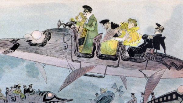 Creepily Correct Predictions Circa 1880 About The World in the 21st Century