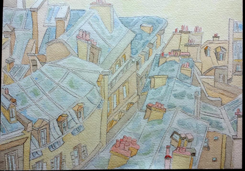 Arrondissement by Wayne Wolfson