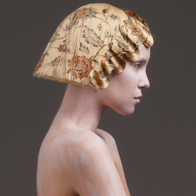 Baroque hair printing is now a thing...