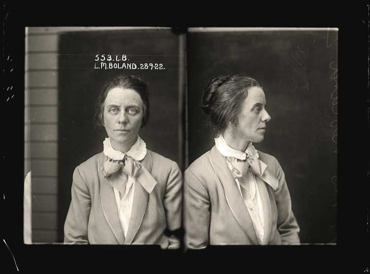 The Purgatory of Good and Bad Choices: Vintage Criminal Portraits