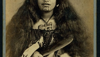 Mana Wahine: The Female Moko in Māori Culture