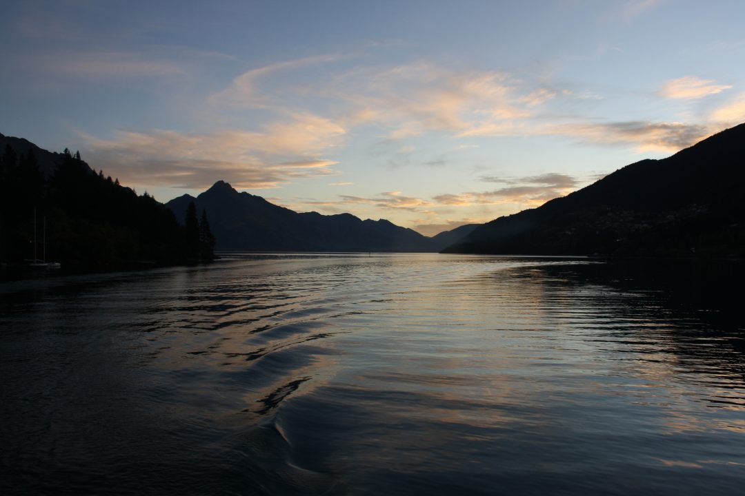 Every Picture Tells a Story: Queenstown on the Quiet
