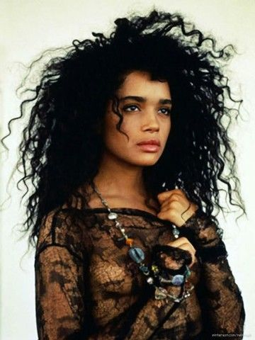 Style inspiration: 90's era Lisa Bonet