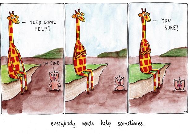 Motivating Giraffe: The World's Tallest and Most Uplifting Mammal