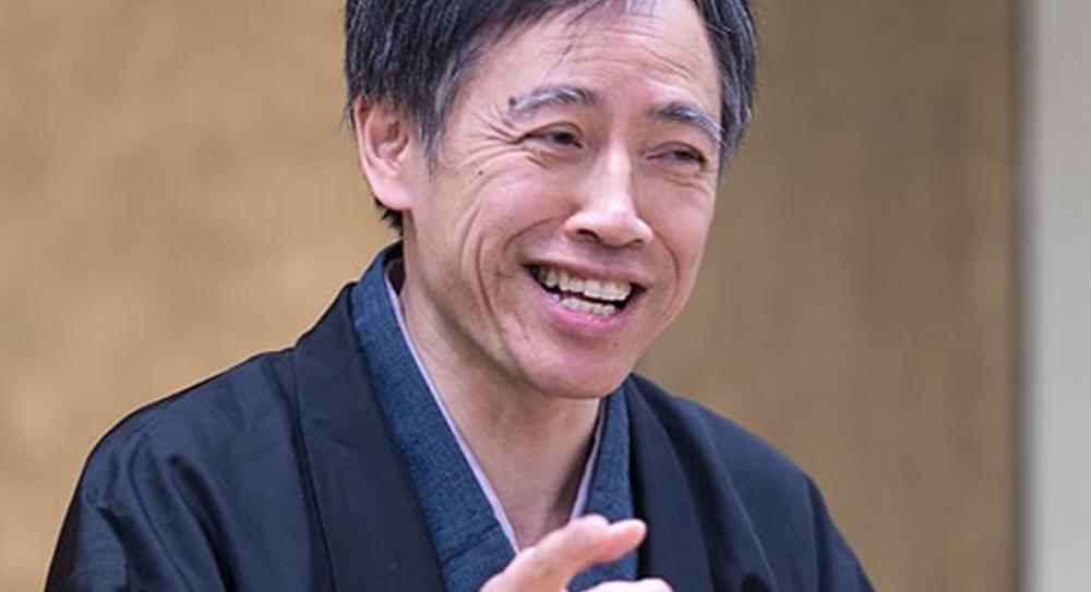 My rakugo master Kanariya Eiraku