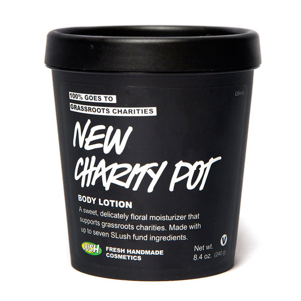 Product Review: The Charity Pot (How to Gush About Lush)