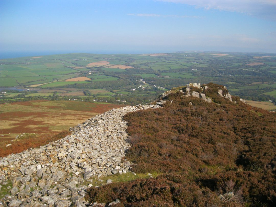 Travel: Meandering around the Mynydd Carningli neolithic hillfort