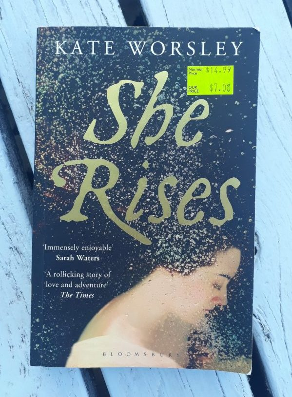 Book Review: She Rises by Kate Worsley