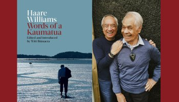 Book Review: Words of a Kaumātua by Haare Williams