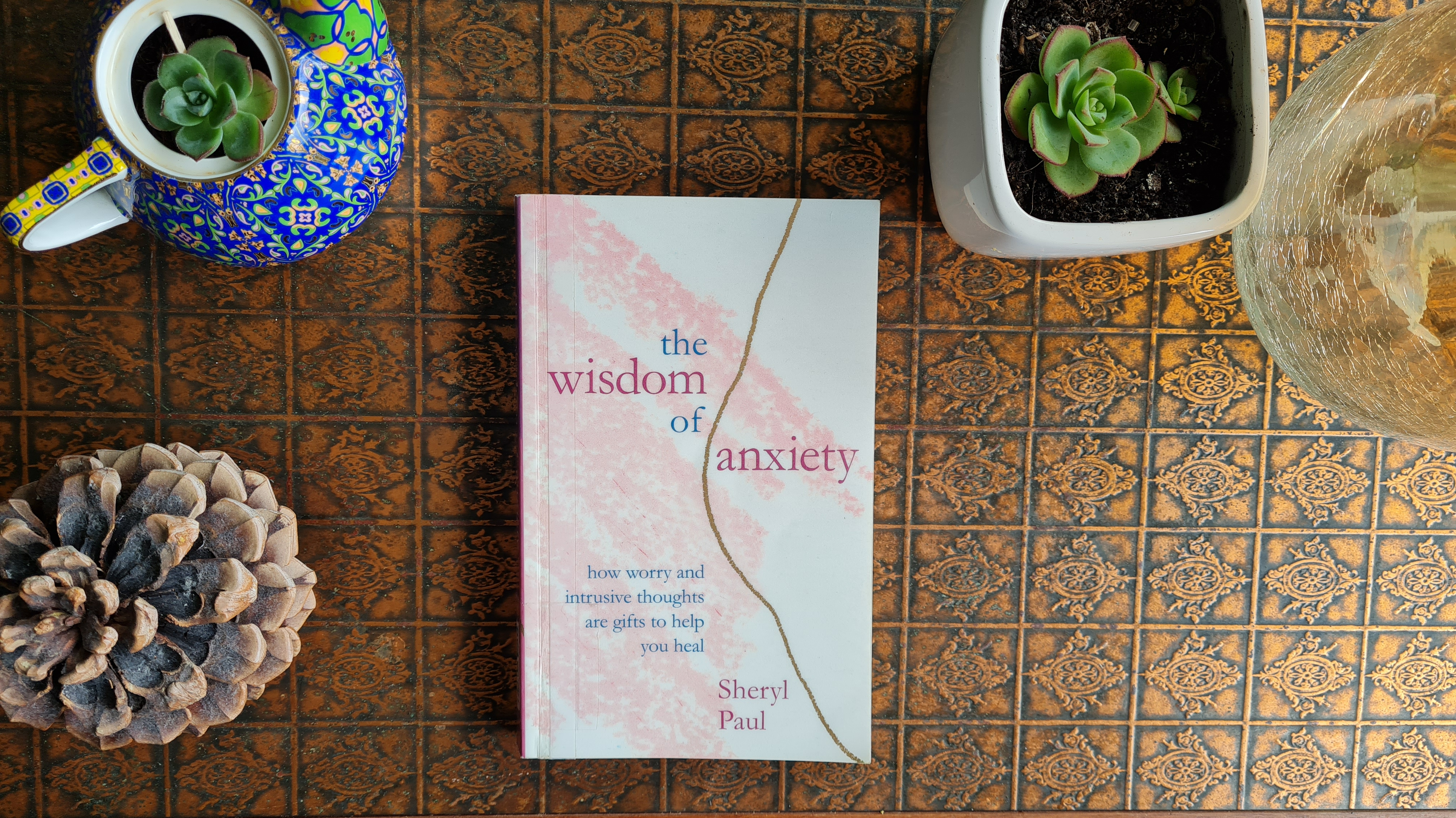 Book Review: The Wisdom of Anxiety by Sheryl Paul