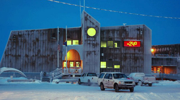 The loneliest buildings in the world