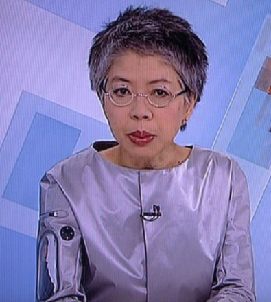 My Favourite Fashionista Lee Lin Chin