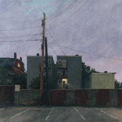 Linden Frederick: Night swimming through urban landscapes