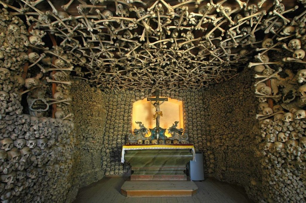 Poland's Chapel of Skulls is a Monument to the Ever-Present Spectre of Death