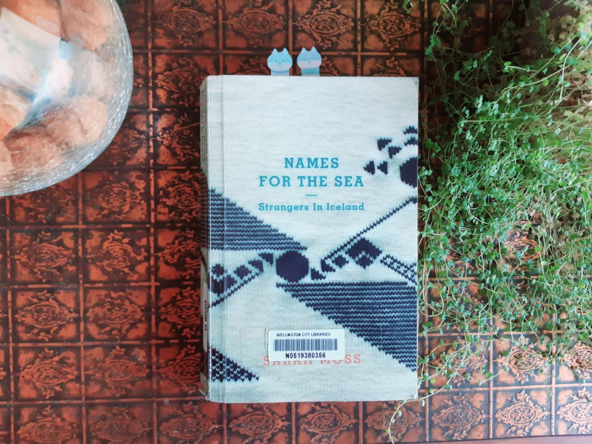 Book Review: Names for the Sea by Sarah Moss