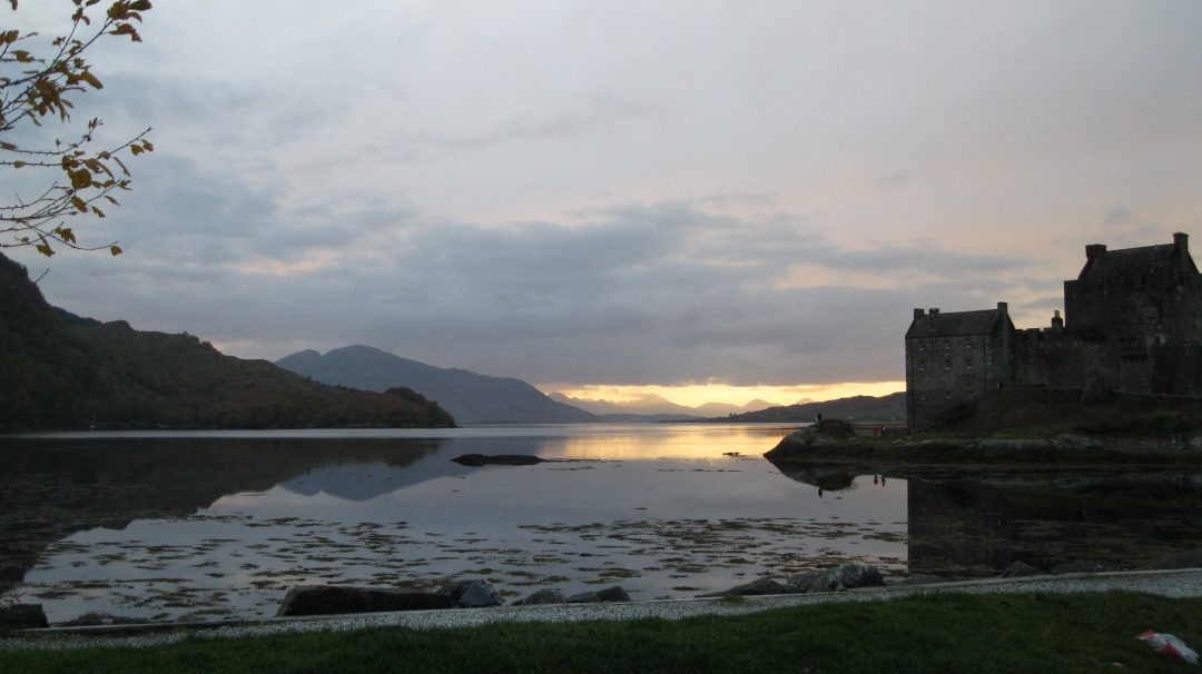 Travel: Eileann Donan Castle, Kyle of Lochalsh, Scotland. Copyright Content Catnip 2010
