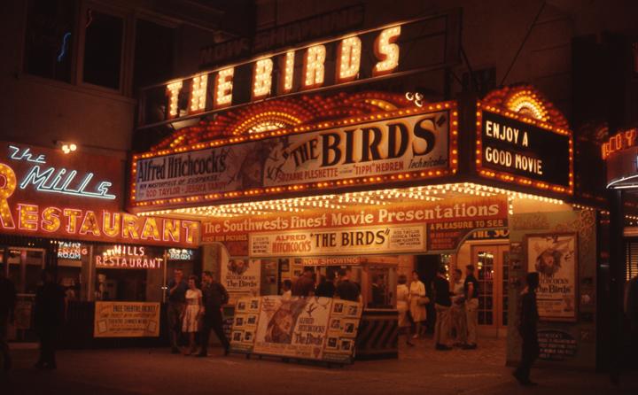 The Plaza Theatre, El Paso Mexico 1963
