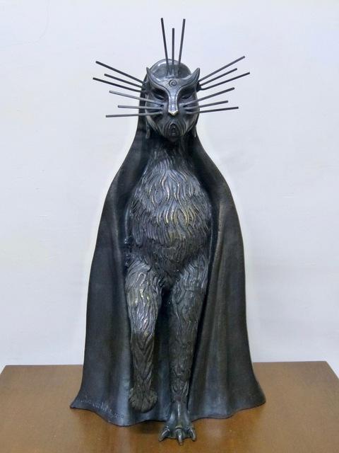 Gato de la Noche (2010) by Leonora Carrington