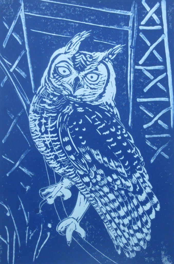 Queen of Owls of The Hum