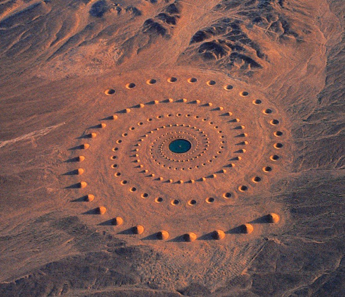 Desert Breath by Danae Stratou