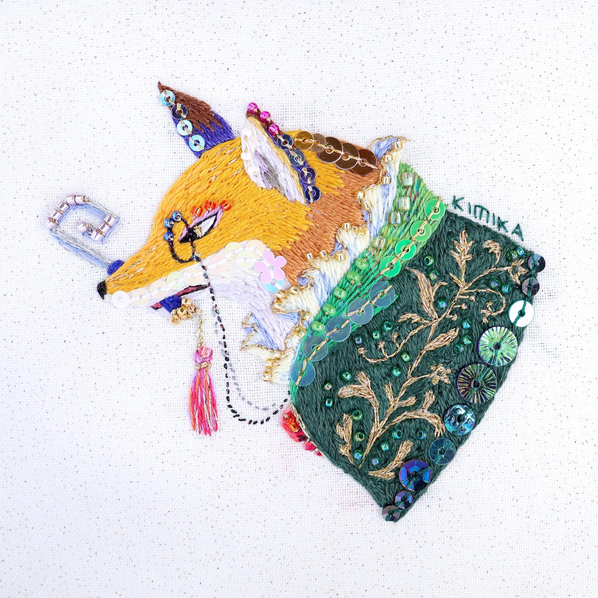 fox-minister-of-the-forest-kingdom-kimika-hara- Fox Minister of the Forest Kingdom by Kimika Hara