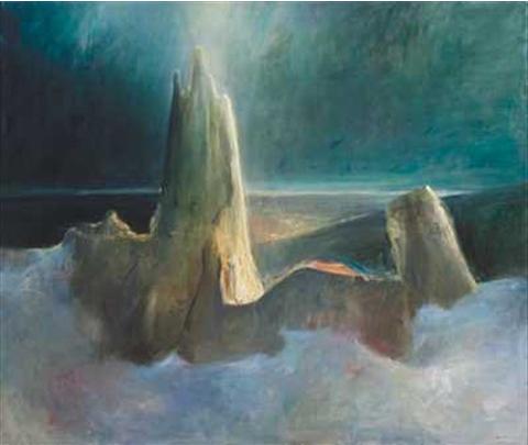 Isfjell by Vebjørn Sand (1997)