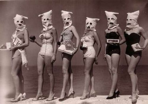 Creepy 50's beauty competitions